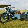 RAF Motorbike