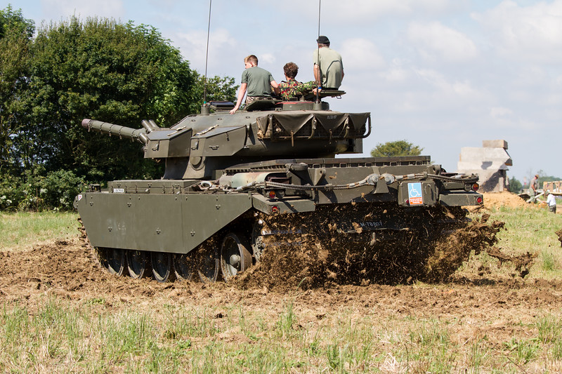 1955 Vickers Centurion Mk5/2