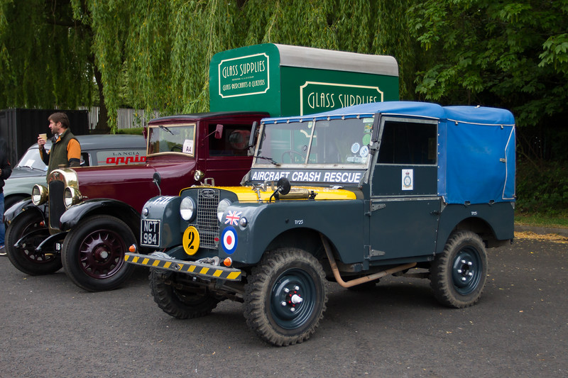 1951 Land-Rover RAF 80in Series I