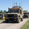 British Army Land Rover