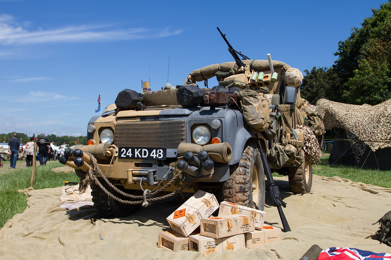 Land-Rover Defender 'British Army'
