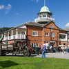 1907 Brooklands Clubhouse