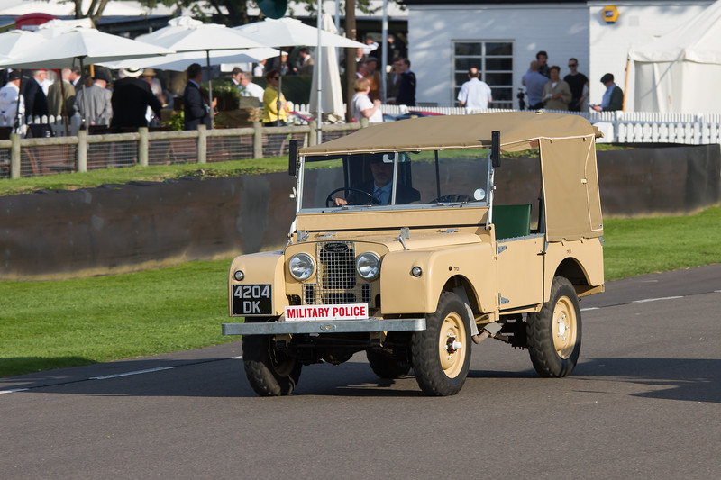 1953 Land-Rover Series 1 'Military Police'