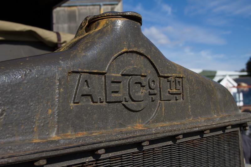 1917 AEC Y Type Truck