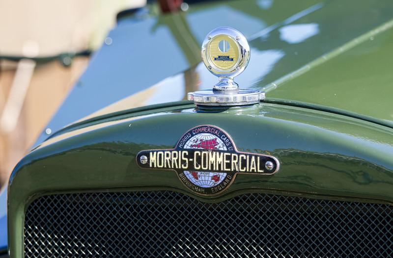 Morris Commercial Badge