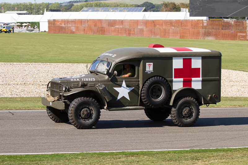 1942 Dodge Ambulance