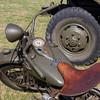 Harley-Davidson WLA Motorbike