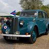 1945 Hillman Minx RAF Staff Car