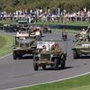 Military Vehicles Parade