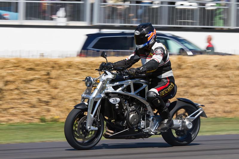 2014 Ariel Motorcycles Prototype