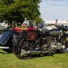 1934 Brough Petrol Tube Sidecar