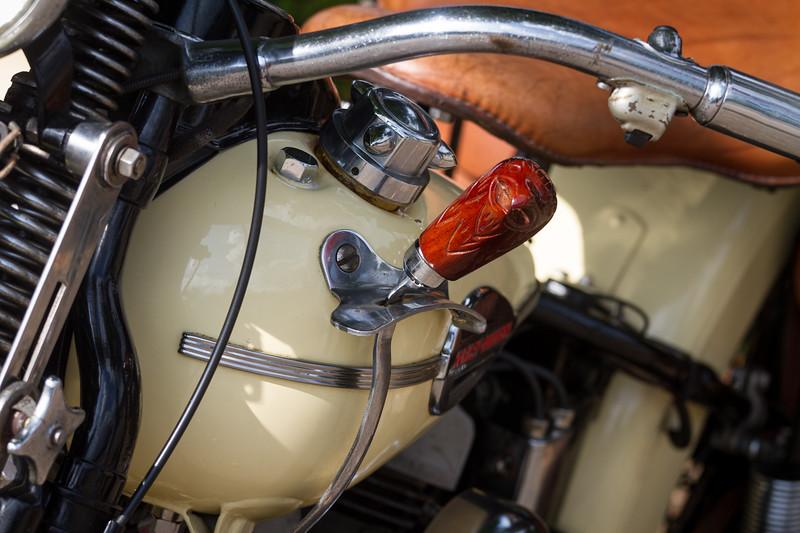 1943 Harley Davidson WLC 45