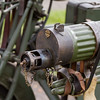 1917 Matchless with Vickers Machine Gun Carrier Motorcycle Combination