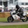 1992 Norton NRS 'White Charger'