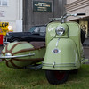 Goggo Scooter and Sidecar