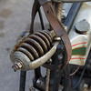 1912 Triumph Motorcycle