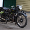 1937 Velocette Motorcycle