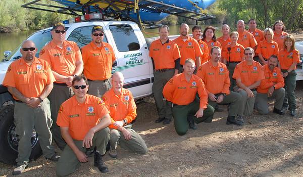 Bakerfield SAR Team