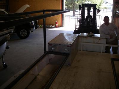New Boat trailer