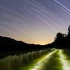 Illuminated Path (Title Field)