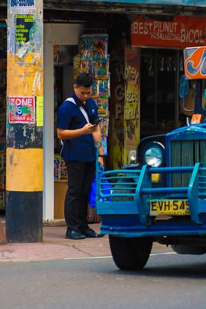 Streets of Naga