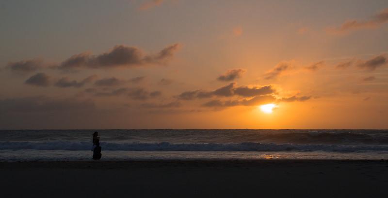 Sunset in Zambales
