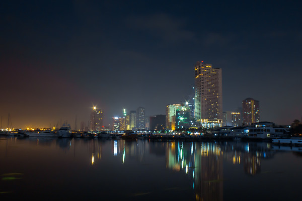 City Lights of Manila