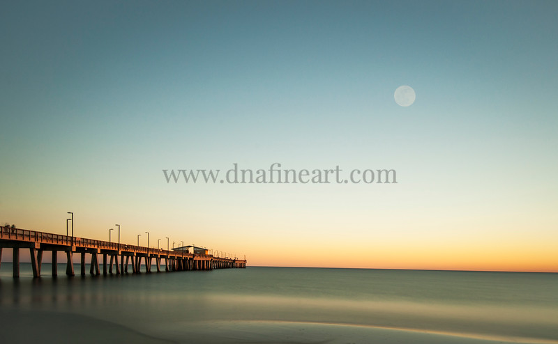 Pier At the Moon