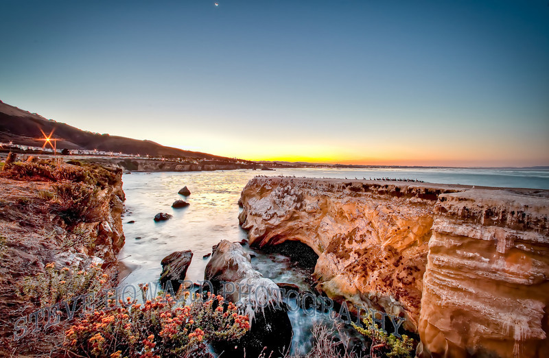 Shell Beach Sunrise (1 of 1)
