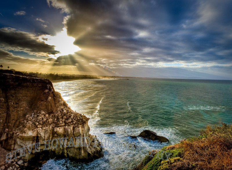 Shore Cliff Pano