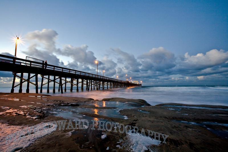 Newport Pier Sunrise