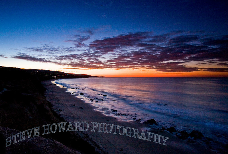 Crystal Cove HDR