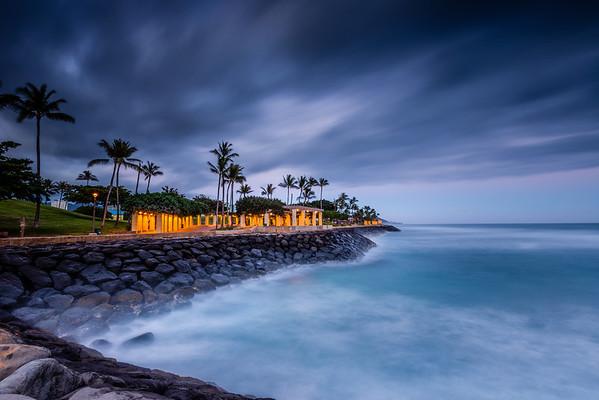 Honolulu Coast