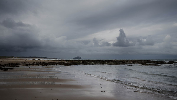 Tynningham Beach East Lothian  Scotland