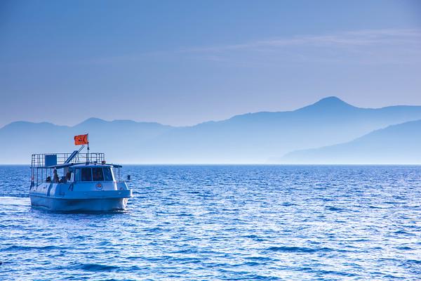 Pastel Blue, Lake Shikotsuko