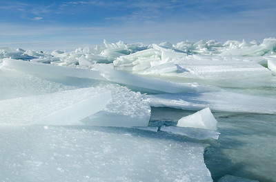 Ice Age at Baltic Sea
