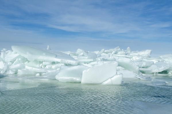Ice Age at Baltic Sea