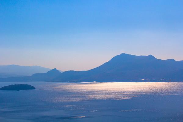 10:16 AM, Lake Toya, Hokkaido