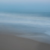 """Misty Shore"" (photography) by Laureen Vellante"