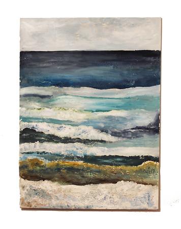 """""""Water plenty"""" (acrylic) by Stephanie Grant"""