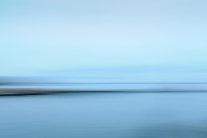 """Martha's Vineyard Blue"" (photography) by Laureen Vellante"