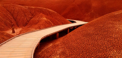 """ The Red Planet ... """