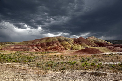 """ Painted Hills ... """