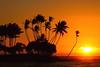 Sunset at The Fairmont Kona