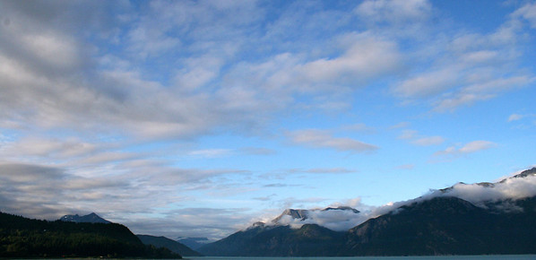 North of Haines