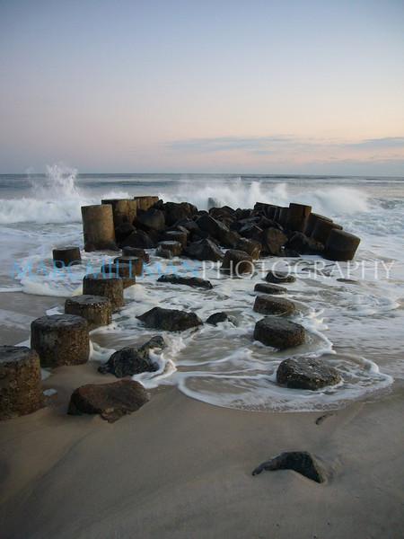 West jetty (Sat 11 10 07)