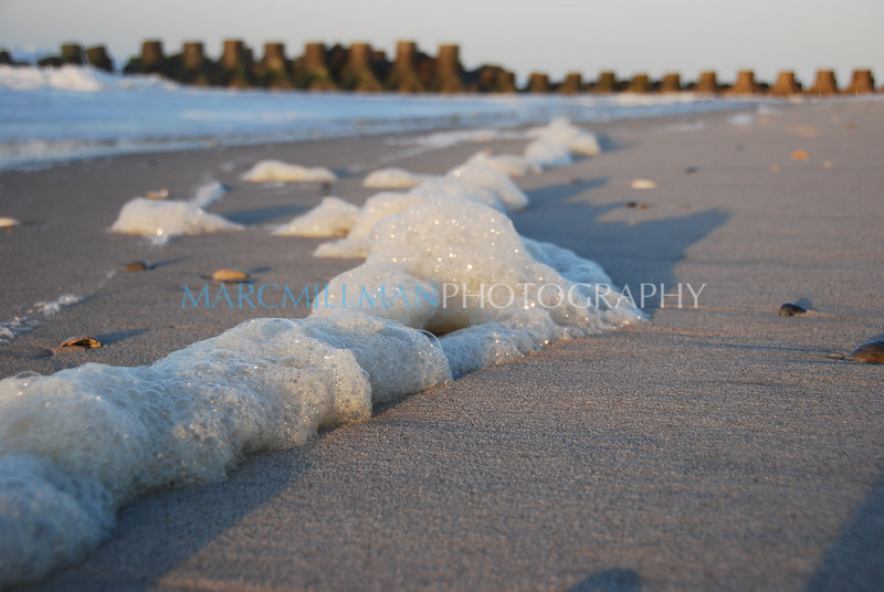 Morning foam (Fri 4 17 09)