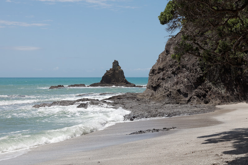 Otarawairere Bay, Shelly Beach