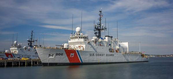 U.S. Coast Guard - Boston