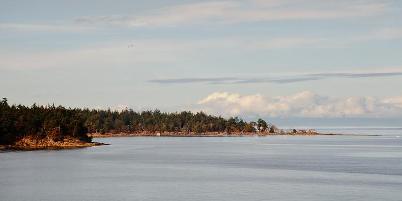 Golf Islands, B C , 13